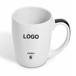 Crescent mug - Black