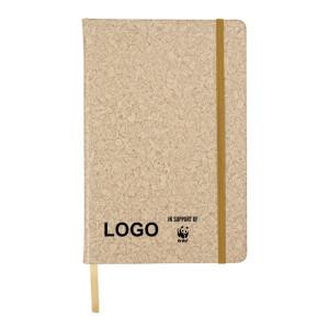 WWF-A5-PU-Notebook-with-Cork-Print-1
