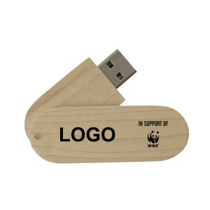 Wooden Frame USB
