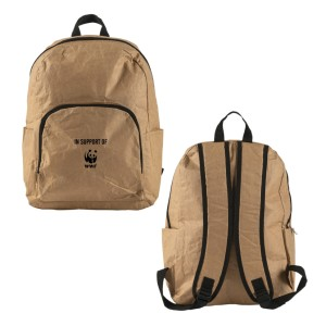 10 Laminated Paper Backpack Cool