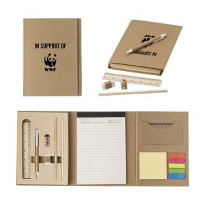 29 A5 Notebook With Stationery Set