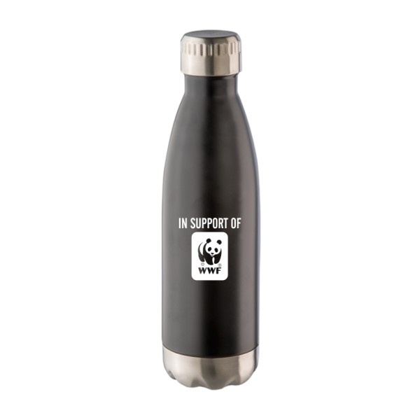 6 500ml DW Vacuum flask- Black