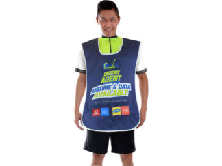 Kingsburgh Full Colour Bib from Boland Promotions