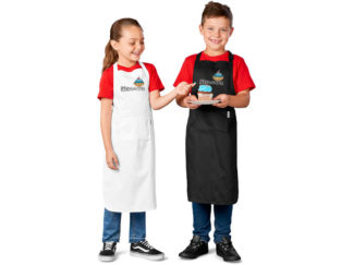 Kids Trickle Bib Apron from Boland Promotions