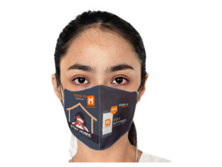 Be Safe 3 Layer Beak Mask-Ladies - Stay Home from Boland Promotions