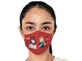Be Safe 3 Layer Beak Mask - Ladies - Use Mask from Boland Promotions