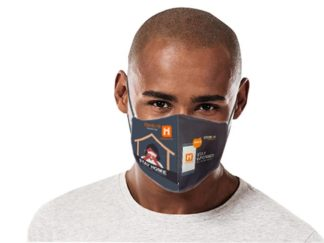 Be Safe 3 Layer Beak Mask-Men -Stay Home from Boland Promotions