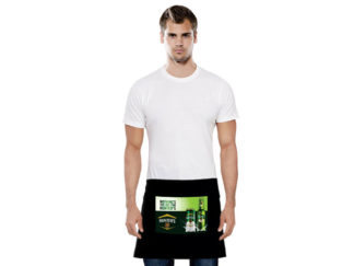 Delan Half Apron With Sublimated Pocket from Boland Promotions