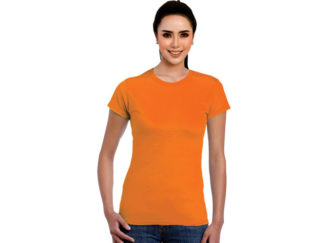 Ladies Movobright Moisture Management Crew Neck T-Shirt from Boland Promotions