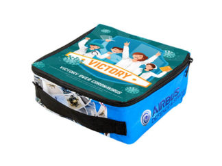 Alfresco Sublimated Lunch Cooler from Boland Promotions